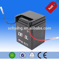 6MF2.5L motorcycle/motor battery 12v 2.5ah trolling moto/motorcycler battery 12v 2.5ah