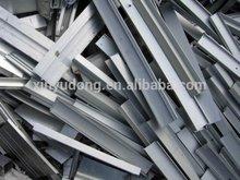 China top aluminium profile manufacturers 6063 aluminium extrusion scrap for sale