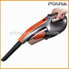 8209C FOURA 12v car vacuum cleaner car vacuum with lighting wet and dry car vacuum