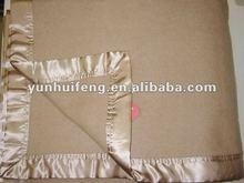 cheap & high quality fashion heavy wool blanket