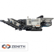 China Top Brand mobile crushing and screening line for sale