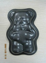 Cake mould/human shaped cake mould