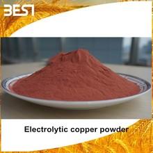 Best05e cobre limpo preço de eletrolítico pó de cobre
