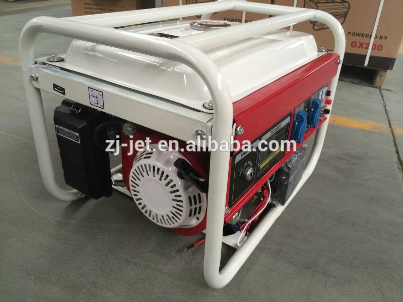 La gasolina generador ASTRA corea ESTRA corea ORIGNAL 2KW 3KW 4KW ...