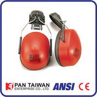 SE1344 ANSI&CE Cap Mounted Ear Muff series: Ear Mufflers