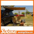 4x4 coche plana sun roof toldo de la tienda para la venta