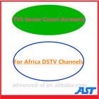 TV1 Server Cccam account, Africa DSTV account, DSTV Cccam account open most dstv channes on eutelsat 36E