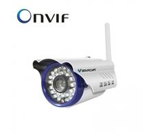 H.264 COMS 1.0megapixel ONVIF wifi outdoor ir-cut night vision webcam ip66 ir camera