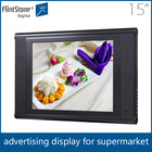Flintstone 15 inch industrial lcd panel, lcd advertising tv, body sensor digital signage video player