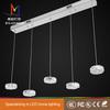 led fiber optic chandelier