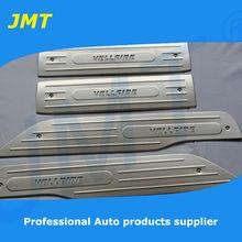 2014 New Design!LED door sill plate for Toyota Vellfire