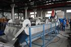 plastic film recycling washing li