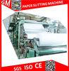 1092mm high speed paper notebook making machine, waste paper reycling machine