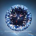 2014 zhanhao joyería de moda de pera corte piedras preciosas circón cúbico/brasil piedras preciosas corazón ocho flecha eigh/piedras naturales para la joyería