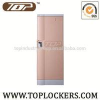 dismountable plastic lockers school furniture