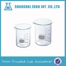 5-5000ml Borosilicate Heat Resistant Glass Quartz Beaker With Spout