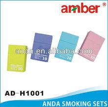 ABS plastic cigarette case