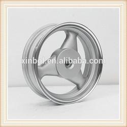 Motorcycle wheel, scooter rim, 12 inch aluminum alloy wheel rim
