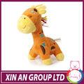 2014 giocattoli in vendita calda qualità bambino bambino giraffa cavallo a dondolo