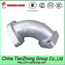 Inlet Pipe of Motorcycle Spare Parts for ATV, Scooter, Moped Motorcycle