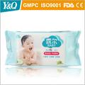 nettoyage de la peau les soins de bébé lingette humide