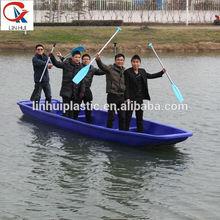 Pontoon diesel used professional plastic fishing boat