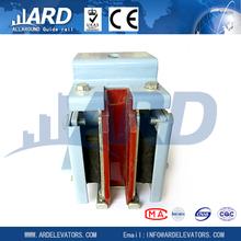 elevator parts, T89/B elevator guide shoe,sliding door roller system