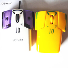 optical sport Polo T-shirt cloth shape computer mouse for gift