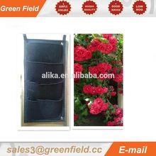 Giardino verticale modulare, feltro giardino verticale, riciclare attaccatura di parete fioriera