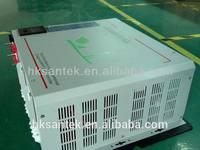12v 24v 1000w power inverter with battery charger for solar panels