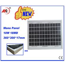 low price solar panel 12v 10w