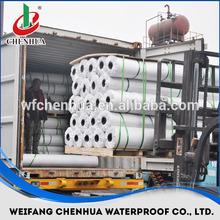 PVC (polyvinyl chloride )Waterproof membrane