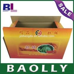 Baolly Stronger & cheaper Fruit & Vegetable Box for watermelon