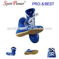 De cuero de hombre de agresor lucha libre botas Contender pelea de calzado deportivo