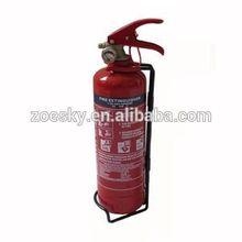 Abc del hogar de polvo extintor
