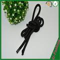 el último personalizado negro trenza de nylon cuerda