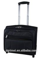 High Quality 16'' Laptop Trolley Case/Nylon Laptop Trolley Luggage