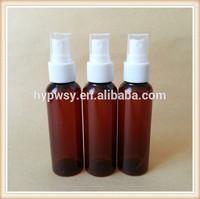 Good market & Hot Sale 60ml amber PET bottle