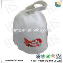 100% children felt hats,small felt hats