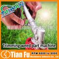 Weed máquina de corte de grama peças trimmer