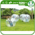 Bola para carros e tipo pvc/tpu material humano inflável bola para carros/loopy bola