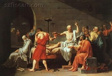 Old masters oil painting reproduction