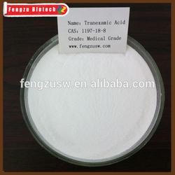 High purity tranexamic acid whitening/tranexamic acid powder