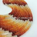 #373sz natural de los neumáticos de piedras preciosas perlas capítulo de ópalo de fuego