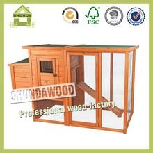 SDC04 Wood Bird Breding Cage Hen House