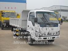 Factory direct selling mini dump truck,small tipper