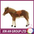 2014 atacado tamanho grande cavalo de brinquedo de pelúcia manufactory