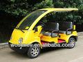 جديد 2014 السيارة الكهربائية السياحية، كلاسيك للسيارات الكهربائية 4 مقاعد للبيع