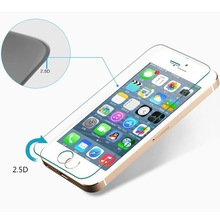 Cell Phone Accessories, Tempered Glass Film for iPhone 5/5S/5C