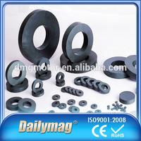 Cheap Widely Used Speaker Ferrite Ring Magnet